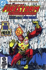 The Fury of Firestorm, The Nuclear Man #34