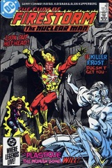 The Fury of Firestorm, The Nuclear Man #35