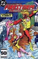 The Fury of Firestorm, The Nuclear Man #36