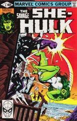 The Savage She-Hulk #3