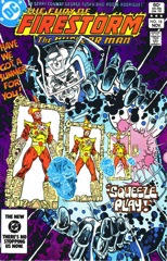 The Fury of Firestorm, The Nuclear Man #18