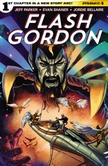Flash Gordon #5