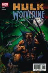 Hulk / Wolverine: 6 Hours #1
