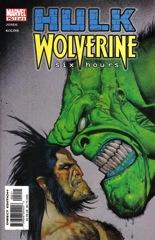Hulk / Wolverine: 6 Hours #2