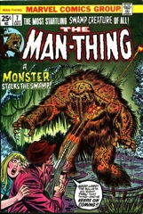 The Man-Thing #7