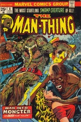 The Man-Thing #8