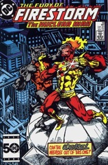 The Fury of Firestorm, The Nuclear Man #39