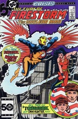 The Fury of Firestorm, The Nuclear Man #42