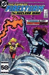 The Fury of Firestorm, The Nuclear Man #43