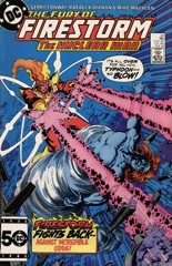 The Fury of Firestorm, The Nuclear Man #44