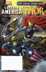 Captain America/Thor: The Mighty Fighting Avengers