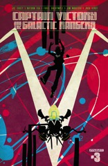 Captain Victory and the Galactic Rangers #3