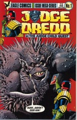 Judge Dredd: The Judge Child Quest #1
