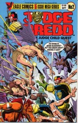 Judge Dredd: The Judge Child Quest #2
