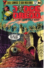 Judge Dredd: The Judge Child Quest #3
