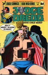 Judge Dredd: The Judge Child Quest #4