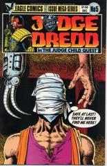 Judge Dredd: The Judge Child Quest #5