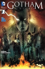 Gotham by Midnight #1