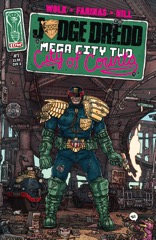 Judge Dredd Mega-City Two: City of Courts #1