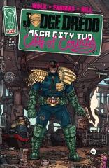 Judge Dredd Mega-City Two: City of Courts #1