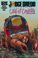 Judge Dredd Mega-City Two: City of Courts #3