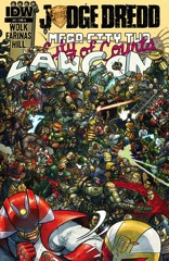 Judge Dredd Mega-City Two: City of Courts #5