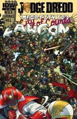 Judge Dredd Mega-City Two: City of Courts #5