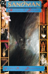 The Sandman: Master of Dreams #1