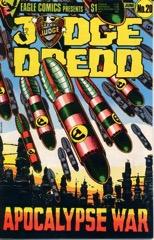 Judge Dredd #20