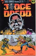 Judge Dredd #31
