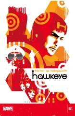 Hawkeye #21