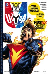 The Multiversity: Ultra Comics #1