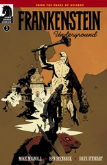 Frankenstein Underground #3