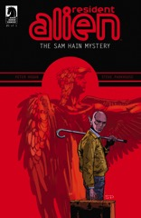 Resident Alien: The Sam Hain Mystery #0
