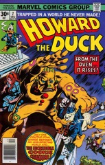 Howard the Duck #7