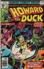 Howard the Duck #10