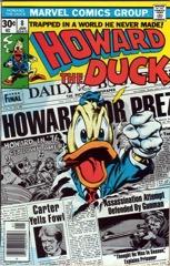 Howard the Duck #8
