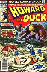 Howard the Duck #15