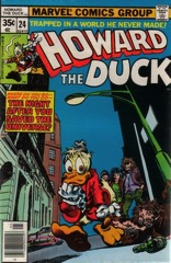 Howard the Duck #24