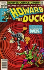 Howard the Duck #25