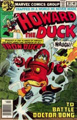 Howard the Duck #30