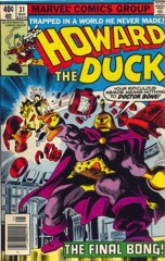Howard the Duck #31