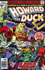 Howard the Duck #14