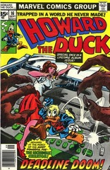 Howard the Duck #16