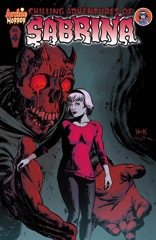 Chilling Adventures of Sabrina #4