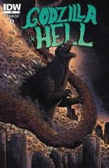 Godzilla in Hell #1