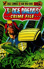 Judge Dredd's Crime File #1