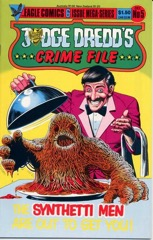 Judge Dredd's Crime File #5