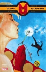 Miracleman by Gaiman & Buckingham #2