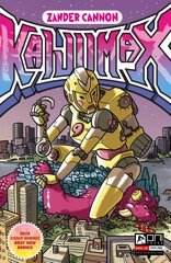 Kaijumax: Season Two #1